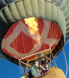 Reno, balloon weddings, hot air ballooning, Sierra Adventures, Nevada, NV