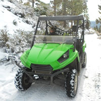 Snowcat expeditions, Sierra Adventures, Reno, Nevada, NV