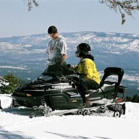 snowmobiling, Sierra Adventures, Reno, Nevada, NV