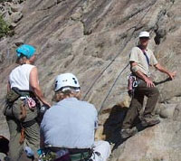 rock climbing, Sierra Adventures, Reno, Nevada, NV, Lake Tahoe