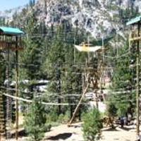 Ropes Course Lake Tahoe