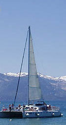 sailing, Lake Tahoe, Comstock, expeditions, Sierra Adventures, outdoors, activities, Reno, Nevada, NV